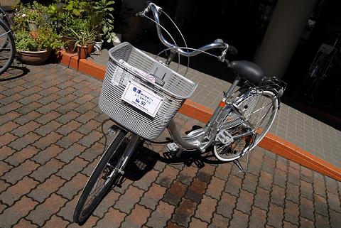 reseize自転車